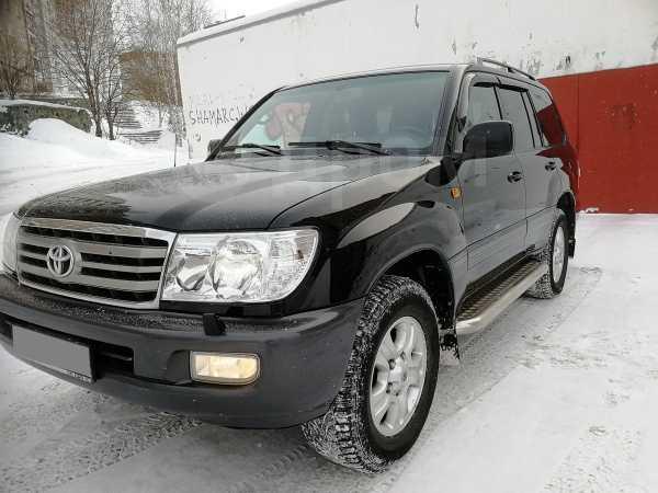 Toyota Land Cruiser, 2006 год, 1 330 000 руб.