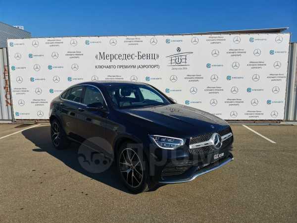 Mercedes-Benz GLC Coupe, 2020 год, 4 568 000 руб.