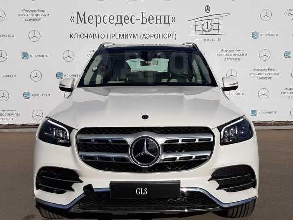 Mercedes-Benz GLS-Class, 2019 год, 7 556 500 руб.