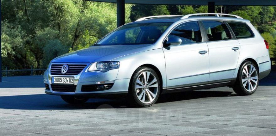Volkswagen Passat, 2005 год, 420 000 руб.