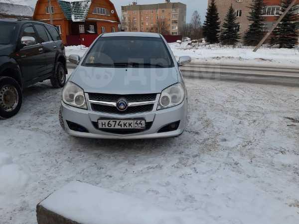 Geely MK, 2010 год, 110 000 руб.