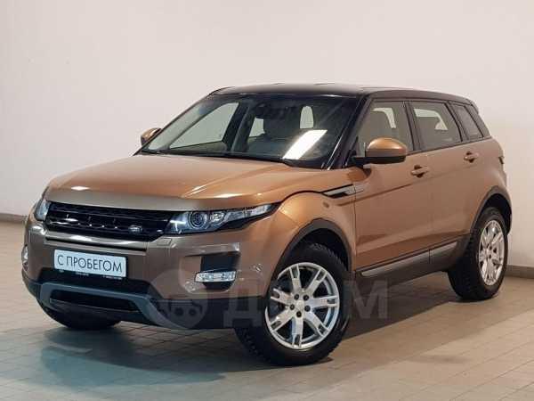 Land Rover Range Rover Evoque, 2014 год, 1 361 000 руб.