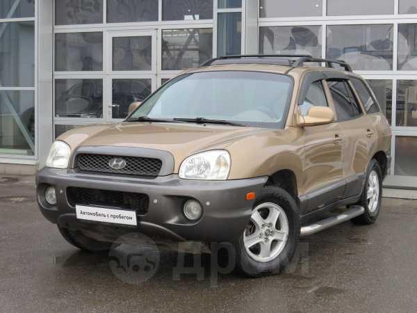 Hyundai Santa Fe, 2003 год, 245 000 руб.