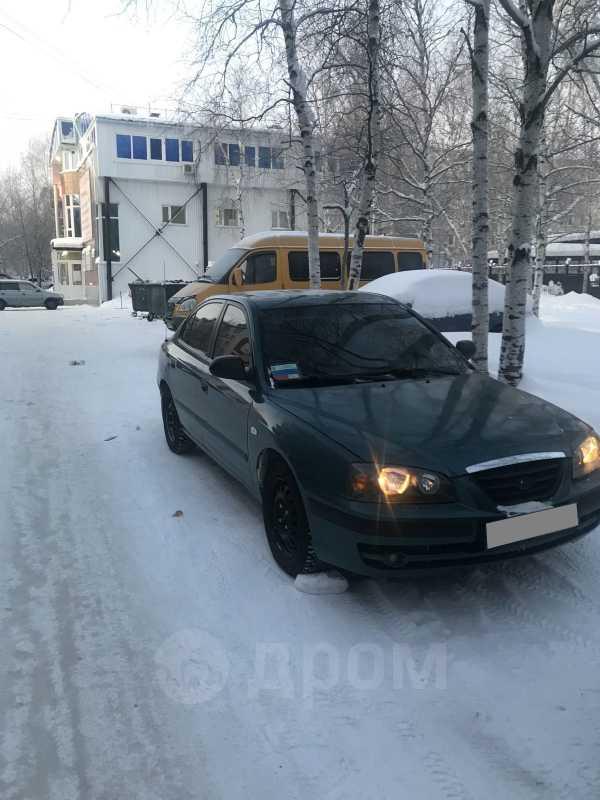 Hyundai Elantra, 2004 год, 170 000 руб.