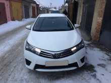 Миасс Corolla FX 2013