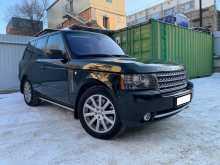 Хабаровск Range Rover 2011