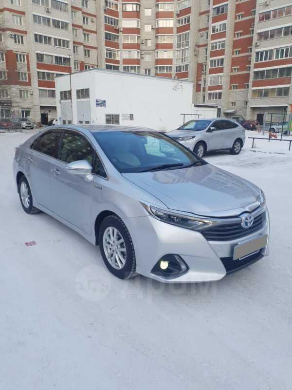 Toyota Sai, 2016 год, 1 280 000 руб.