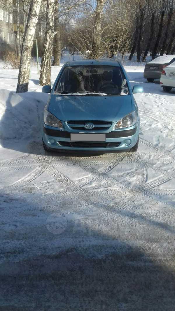 Hyundai Getz, 2008 год, 349 000 руб.