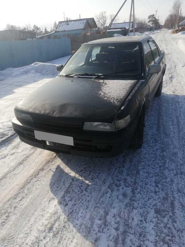 Toyota Sprinter, 1989 год, 40 000 руб.