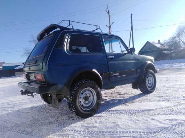 Лада 4x4 2121 Нива, 1982 год, 140 000 руб.