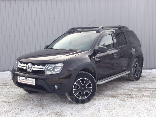 Renault Duster, 2018 год, 841 000 руб.
