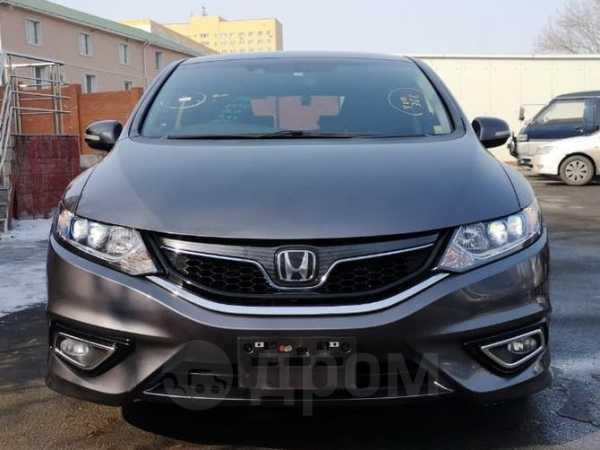 Honda Jade, 2015 год, 845 000 руб.