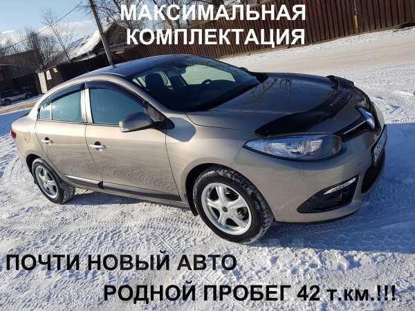 Renault Fluence, 2013 год, 565 000 руб.