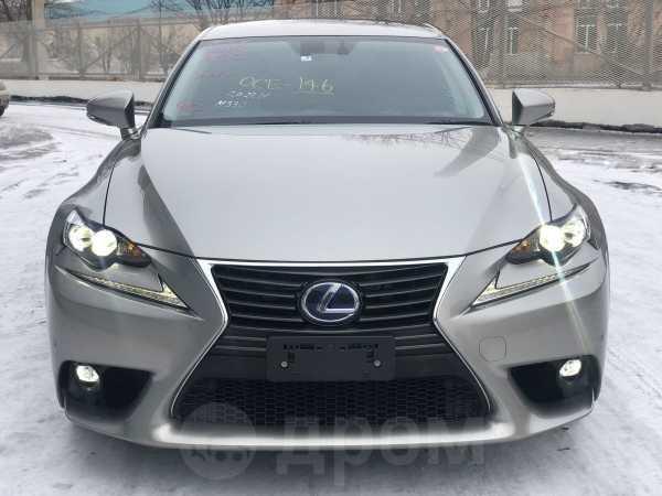 Lexus IS300h, 2015 год, 1 535 000 руб.