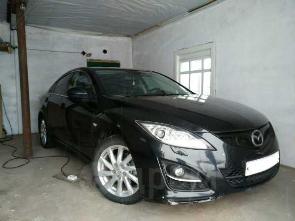 Mazda Mazda6, 2010 год, 620 000 руб.