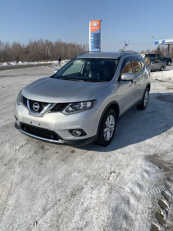 Nissan X-Trail, 2015 год, 1 110 000 руб.