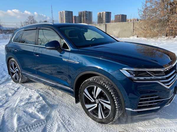 Volkswagen Touareg, 2019 год, 4 550 000 руб.
