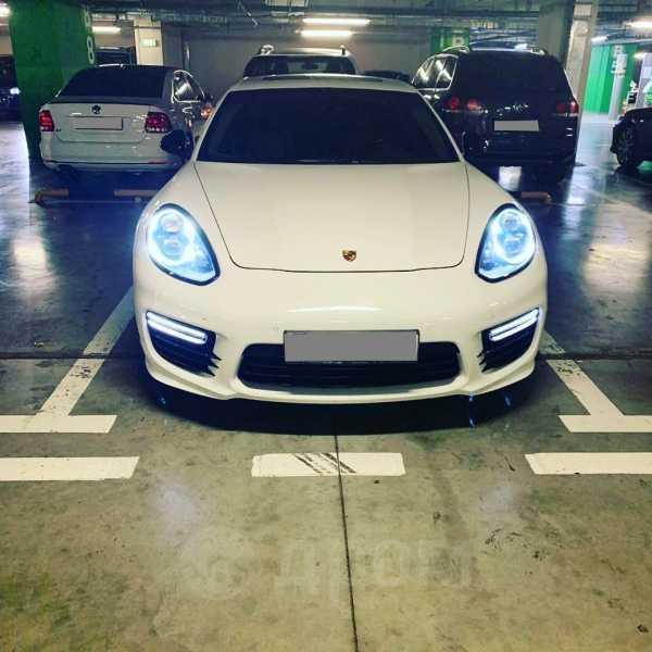 Porsche Panamera, 2010 год, 1 750 000 руб.
