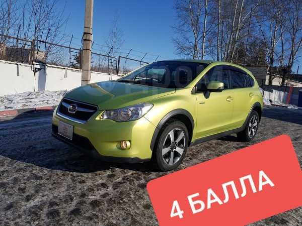 Subaru XV, 2013 год, 1 050 000 руб.