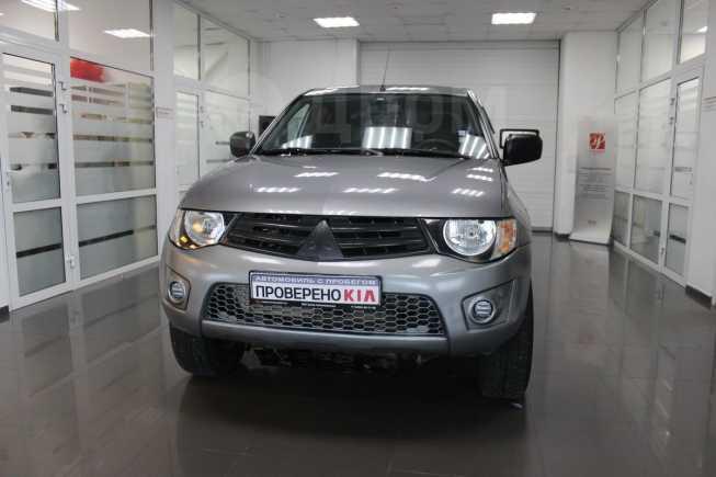 Mitsubishi L200, 2014 год, 595 000 руб.