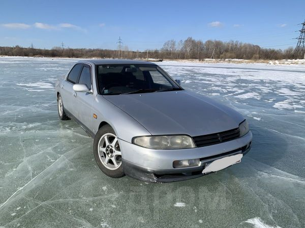 Nissan Skyline, 1995 год, 120 000 руб.