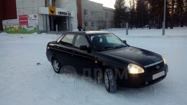 Лада Приора, 2008 год, 118 000 руб.