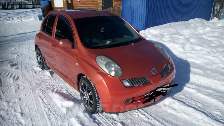 Nissan March, 2000 год, 180 000 руб.