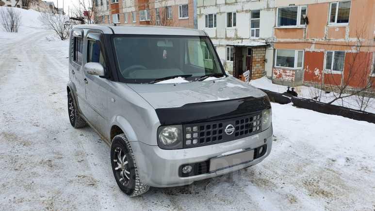 Nissan Cube, 2004 год, 300 000 руб.