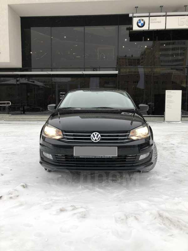Volkswagen Polo, 2016 год, 685 000 руб.