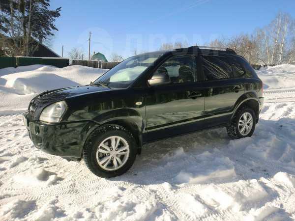 Hyundai Tucson, 2008 год, 578 000 руб.