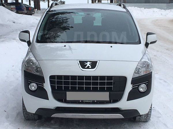 Peugeot 3008, 2012 год, 499 000 руб.