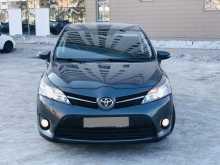 Абакан Toyota Verso 2013