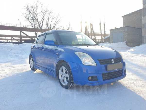 Suzuki Swift, 2005 год, 325 000 руб.