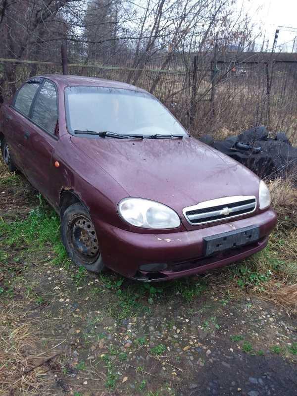 Chevrolet Lanos, 2007 год, 15 300 руб.