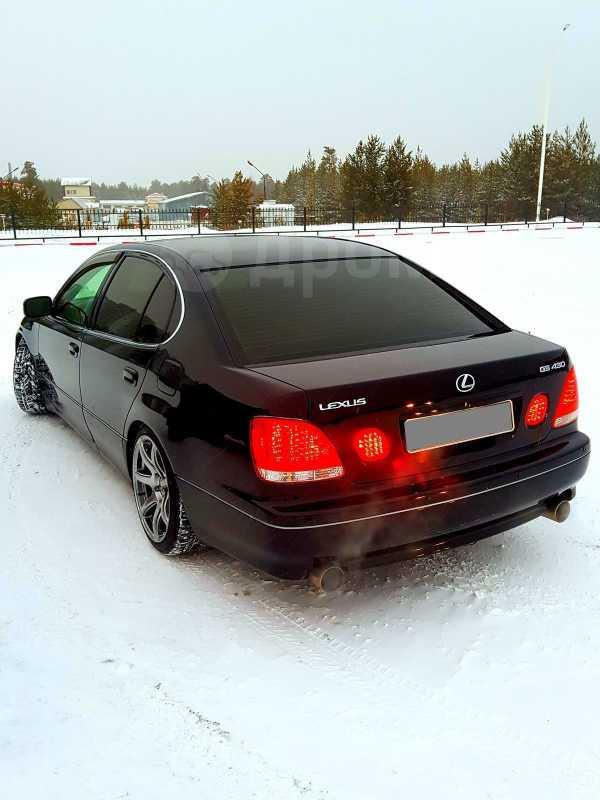 Lexus GS430, 2001 год, 630 000 руб.