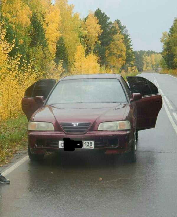 Honda Ascot, 1991 год, 130 000 руб.