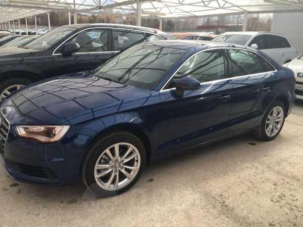 Audi A3, 2015 год, 949 000 руб.
