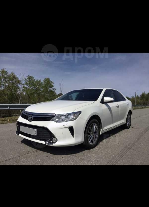Toyota Camry, 2015 год, 1 400 000 руб.