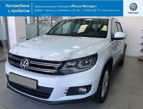 Volkswagen Tiguan, 2016 год, 1 220 000 руб.