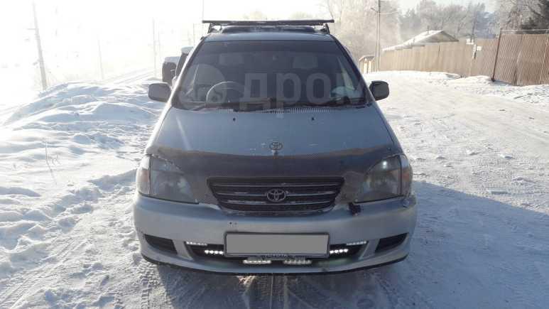 Toyota Nadia, 2001 год, 245 000 руб.