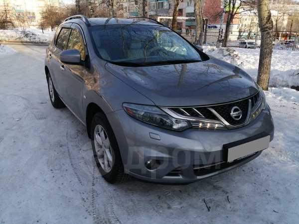 Nissan Murano, 2012 год, 1 100 000 руб.