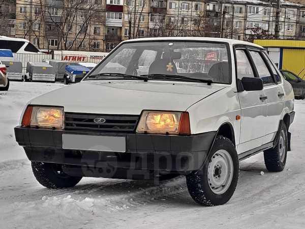Лада 21099, 1996 год, 68 000 руб.