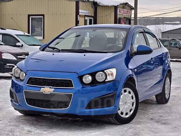 Chevrolet Aveo, 2012 год, 367 000 руб.