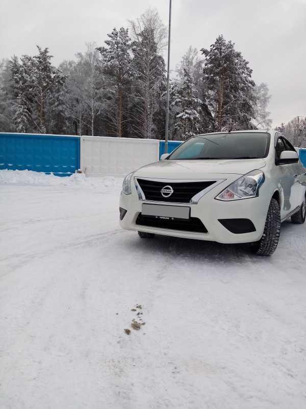 Nissan Tiida Latio, 2015 год, 525 000 руб.