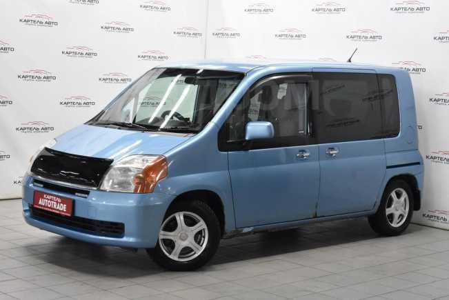 Honda Mobilio, 2002 год, 229 000 руб.