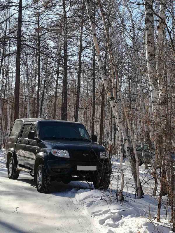 УАЗ Пикап, 2013 год, 550 000 руб.