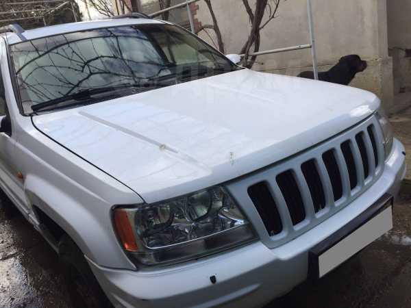 Jeep Grand Cherokee, 2001 год, 380 000 руб.