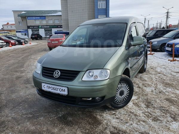 Volkswagen Caddy, 2008 год, 317 000 руб.