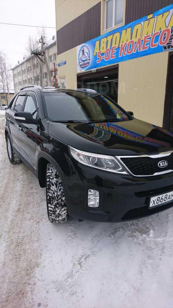 Kia Sorento, 2014 год, 1 180 000 руб.