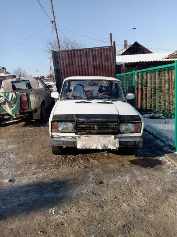 Лада 2107, 1996 год, 35 000 руб.